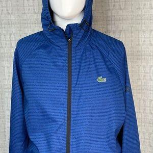 🐊Like New Medium Lacoste light Windbreaker Jacket